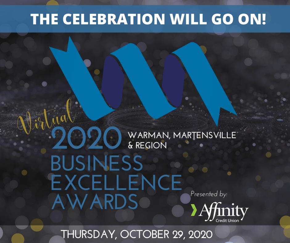 WMBEXA Gala October 29, 2020
